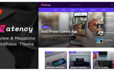 You are downloading Ratency - Review & Magazine Theme Nulled whose current version has been getting more updates nowadays, so, please keep visiting