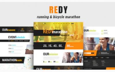 You are downloading Redy | Marathon & Running Sports WordPress Theme Nulled whose current version has been getting more updates nowadays, so, please