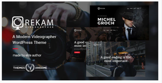 You are downloading Rekam | A Modern Videographer WordPress Theme Nulled whose current version has been getting more updates nowadays, so, please