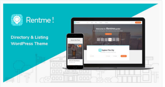 Download Rentme – Directory & Listings Multipurpose WordPress Theme Nulled