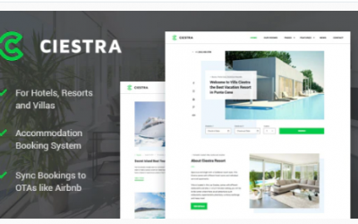 You are downloading Resort Hotel WordPress Theme - Ciestra Nulled whose current version has been getting more updates nowadays, so, please keep visiting
