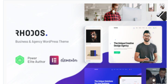 Download Rhodos – A Colossal Multipurpose WordPress Theme for Business & Portfolio Nulled