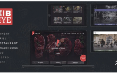 You are downloading Rib-Eye — Steakhouse WordPress Theme Nulled whose current version has been getting more updates nowadays, so, please keep visiting