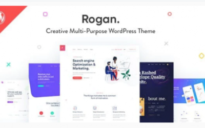 You are downloading Rogan - Creative Multipurpose WordPress Theme for Agency, Saas, Portfolio Nulled whose current version has been getting more updates