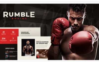 You are downloading Rumble | Boxing & Mixed Martial Arts Fighting WordPress Theme Nulled whose current version has been getting more updates