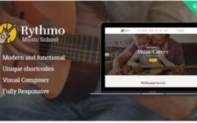 You are downloading Rythmo | School of Arts & Music School WordPress Theme whose current version has been getting more updates nowadays, so, please