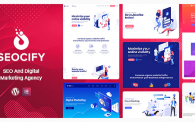 You are downloading SEO & Digital Marketing Agency WordPress Theme Nulled whose current version has been getting more updates nowadays, so, please