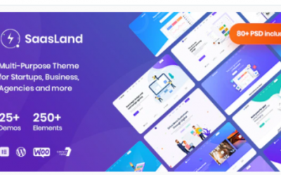 You are downloading Saasland - MultiPurpose WordPress Theme for Startup Nulled whose current version has been getting more updates nowadays, so, please