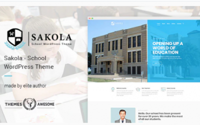 You are downloading Sakola | School WordPress Theme Nulled whose current version has been getting more updates nowadays, so, please keep visiting for getting