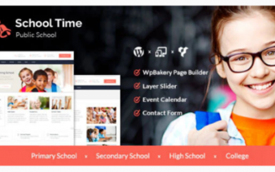 You are downloading School Time - Modern Education WordPress Theme Nulled whose current version has been getting more updates nowadays, so, please