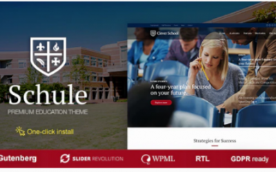You are downloading Schule - School & Education Theme Nulled whose current version has been getting more updates nowadays, so, please keep visiting for getting