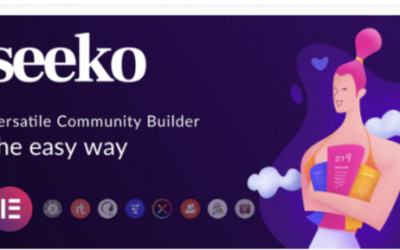 ou are downloading Seeko - Community Site Builder with BuddyPress SuperPowers Nulled whose current version has been getting more updates nowadays,