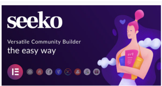 Download Seeko – Community Site Builder with BuddyPress SuperPowers Nulled