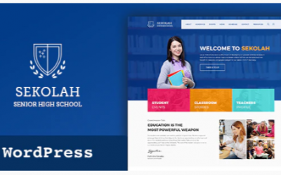 You are downloading Sekolah - Senior High School WordPress Theme Nulled whose current version has been getting more updates nowadays, so, please