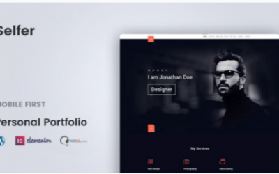 You are downloading Selfer – Minimal Personal Portfolio WordPress Theme Nulled whose current version has been getting more updates nowadays, so, please