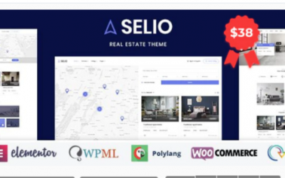 Download Selio - Real Estate Directory Nulled