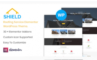 You are downloading Shield - Roofing Service Elementor WordPress Theme Nulled whose current version has been getting more updates nowadays, so, please