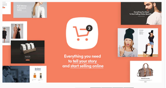 Download Shopkeeper – eCommerce WP Theme for WooCommerce Nulled