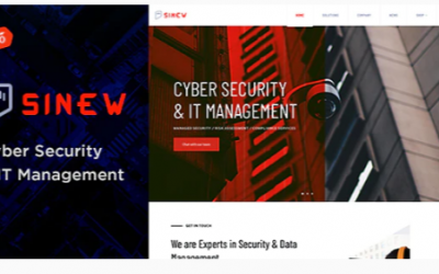 ou are downloading Sinew - Cyber Security & IT Management Theme Nulled whose current version has been getting more updates nowadays, so, please