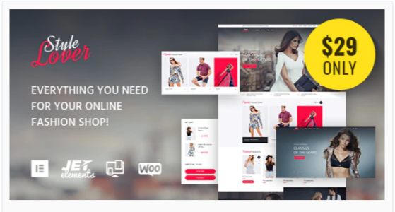Download SolosShopy – Fashion Shop Elementor WooCommerce Theme Nulled