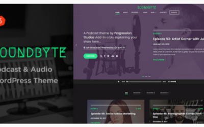 You are downloading Soundbyte - Podcast/Audio WordPress Theme Nulled whose current version has been getting more updates nowadays, so, please