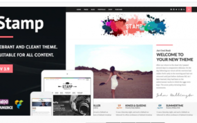 You are downloading Stamp - Vibrant WordPress Theme Nulled whose current version has been getting more updates nowadays, so, please keep visiting