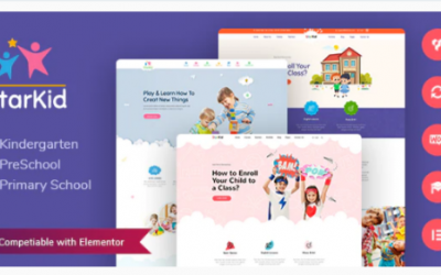 You are downloading StarKid | Kindergarten WordPress Theme Nulled whose current version has been getting more updates nowadays, so, please keep visiting