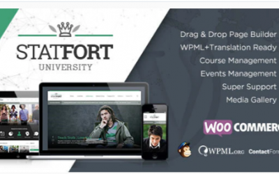 You are downloading Statfort - Educational Wordpress Theme Nulled whose current version has been getting more updates nowadays, so, please keep visiting for gettin
