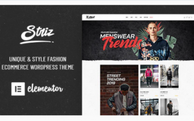 You are downloading Striz - Fashion Ecommerce WordPress Theme Nulled whose current version has been getting more updates nowadays, so, please