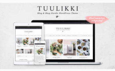 You are downloading TUULIKKI Nordic Blog & Shop WordPress Theme Nulled whose current version has been getting more updates nowadays, so, please