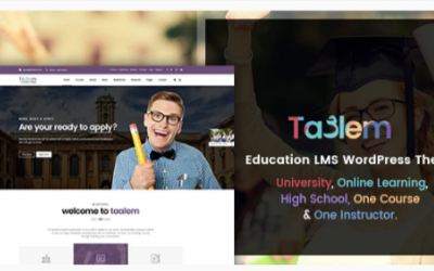 You are downloading Taalem – Education LMS WordPress Theme Nulled whose current version has been getting more updates nowadays, so, please