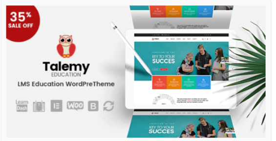 Download Talemy – LMS Education WordPress Theme Nulled