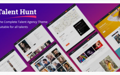 You are downloading Talent Hunt - Model Management WordPress CMS Theme Nulled whose current version has been getting more updates nowadays,
