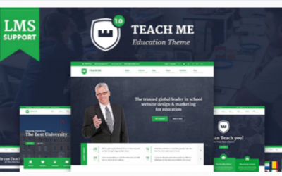 You are downloading TeachMe – WordPress Theme for Schools Nulled whose current version has been getting more updates nowadays, so, please keep visiting
