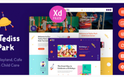 You are downloading Tediss | Play Area & Child Care Center WordPress Theme Nulled whose current version has been getting more updates nowadays,