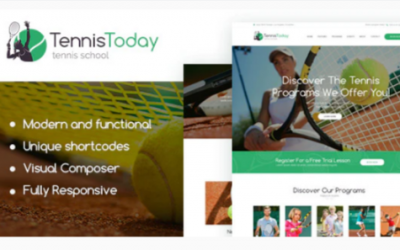 You are downloading Tennis Today | Sport School & Events WordPress Theme Nulled whose current version has been getting more updates nowadays, so, please