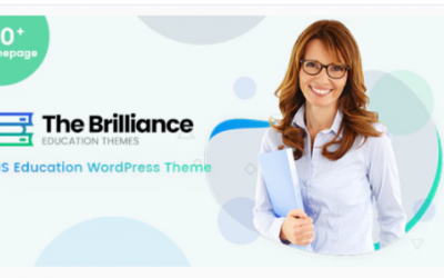 Download The Brilliance - LMS Education WordPress Theme Nulled