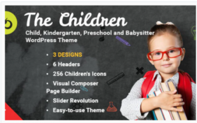 You are downloading The Children - Kindergarten and Babysitter WordPress Theme Nulled whose current version has been getting more updates nowadays, so, please