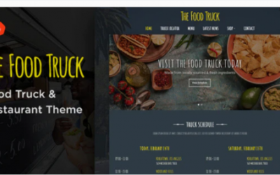 You are downloading The Food Truck - WordPress Theme Nulled whose current version has been getting more updates nowadays, so, please keep visiting