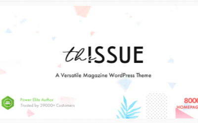 You are downloading The Issue - Versatile Magazine WordPress Theme Nulled whose current version has been getting more updates nowadays, so, please