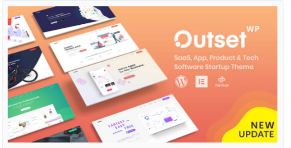 Download The Outset – MultiPurpose WordPress Theme for Saas & Startup Nulled