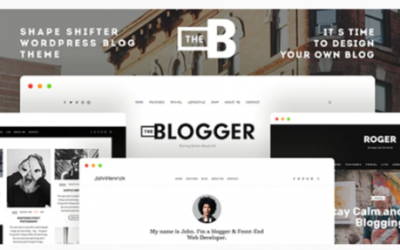 You are downloading TheBlogger WordPress Theme Nulled whose current version has been getting more updates nowadays, so, please keep visiting for getting