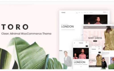 Download Toro - Clean, Minimal WooCommerce Theme Nulled