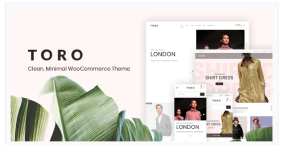 Download Toro – Clean, Minimal WooCommerce Theme Nulled