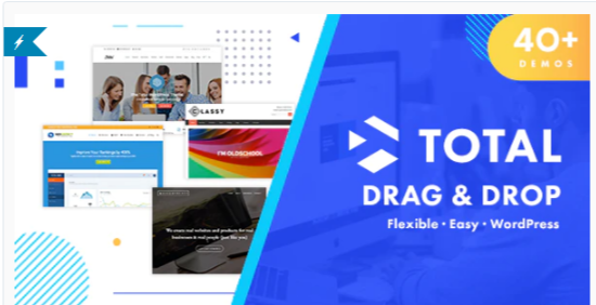 Download Total – Responsive Multi-Purpose WordPress Theme Nulled