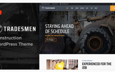 You are downloading Tradesmen - Construction WordPress Theme Nulled whose current version has been getting more updates nowadays, so, please