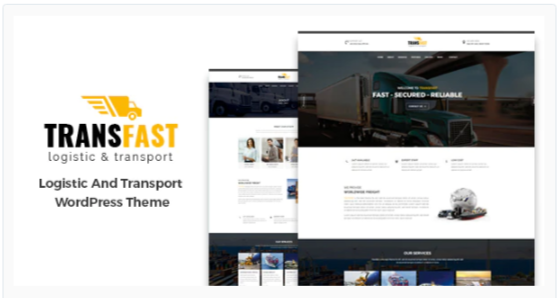 Download Transfast – Logistic and Transport – WordPress Theme Nulled