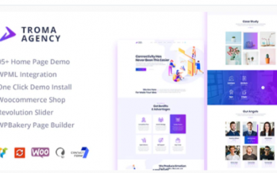 You are downloading Troma - Creative Digital Agency WordPress Theme Nulled whose current version has been getting more updates nowadays, so, please