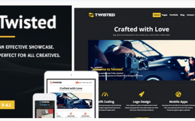 You are downloading Twisted - Showcase WordPress Theme Nulled whose current version has been getting more updates nowadays, so, please keep visiting