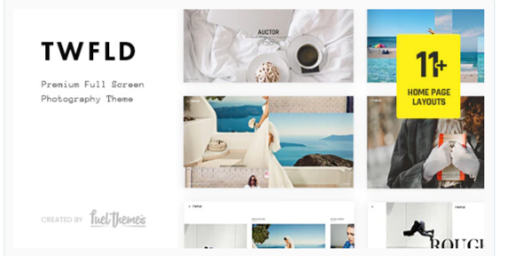Download TwoFold – Fullscreen Photography WordPress Theme Nulled